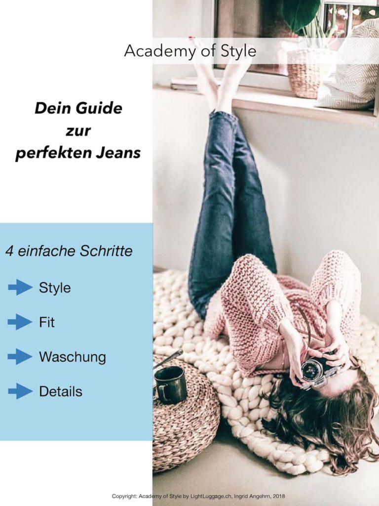 Dein Guid für die perfekte Jeans