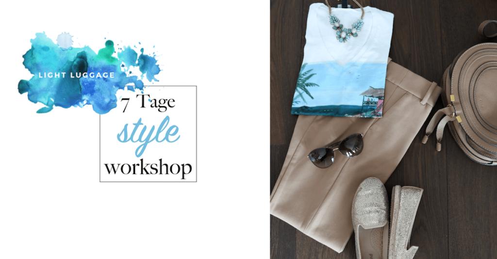 Style Workshop | 7 Methoden wi du deinem Style näher kommst