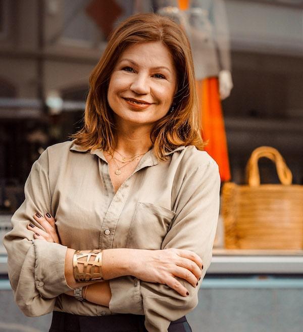 Ingrid Angehrn Dewulf Personal Shopping